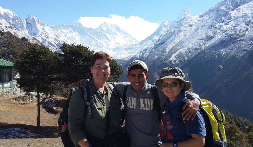 Everest Base Camp Short Trekking