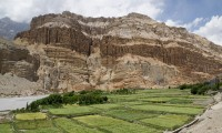 Upper Mustang Valley