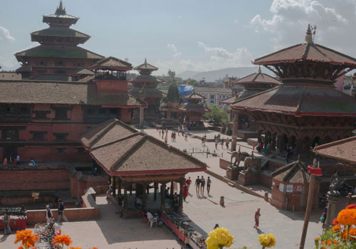 Kathmandu: Sightseeing and trek Preparation