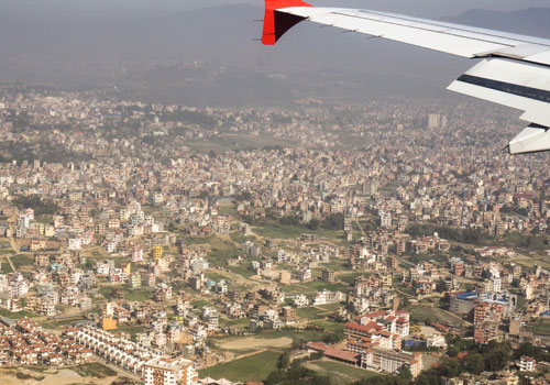 Back to Kathmandu by tourist bus or by airplane